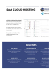 VDV - SAA Cloud Hosting Data - Brochure