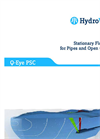 HydroVision - Model Q-Eye PSC - Stationary Pulse-Doppler System - Brochure