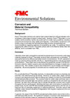 KlozurTM Persulfate Materials of Compatibility
