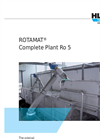 ROTAMAT - Model Ro 5 - Complete Plant Brochure