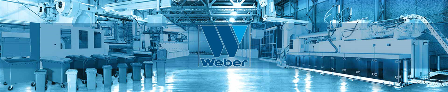 Wheelie bins & Waste containers Factory Weber GmbH & Co. KG