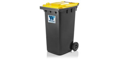Weber - Model MGB 240 Litre - Wheelie Bins