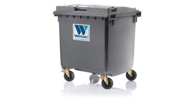 Weber - Model MGB 1100 L FL - Mobile Waste Containers