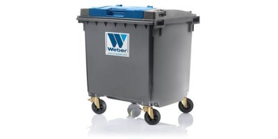 Weber - Model MGB 1100 L FL LIL - Mobile Waste Containers