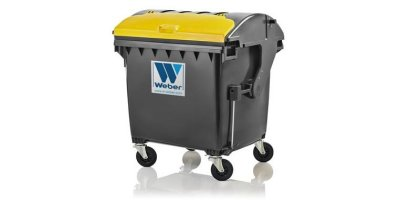 Weber - Model MGB 1100 L RL LIL - Mobile Waste Containers