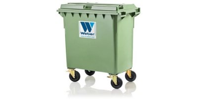 Weber - Model MGB 770 litre - Mobile Waste Containers
