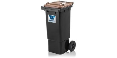 Weber - Model MGB 80 litre - Waste Recycling Bins