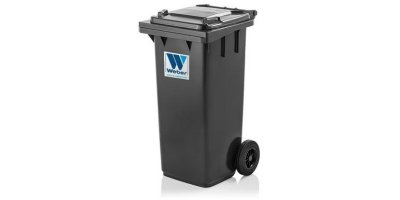 Weber - Model MGB 120 litre - Waste Recycling Bins