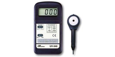 Mannix - Model UV-340 - Professional, High Quality UV Light Meter