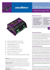 dataTaker - Model DT82E - Environmental Data Logger - Brochure