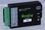 Accsense VersaLog TC - CAS DataLoggers Develops New Low-Cost Temperature Data Logger