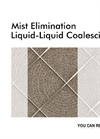 DEMISTER - Mist Eliminators- Brochure