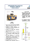 SWAM - Model 5A - Atmospheric PMx Particles Monitor - Sampler Brochure