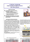 Model PBL - Mixing Monitor Brochure