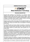 ATOMISOL Metal Stabilization Technology Brochure