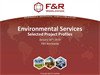Environmental Services Brochure