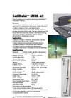 SediMeter - Model SM3B - Sediment Monitoring Instrument Brochure