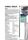 SediMeter - Model SM3A - Sediment Monitoring Instrument Brochure