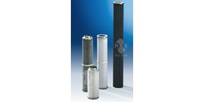 Dust Filter Cartridges - 115 mm with Thread