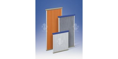 Model 520-498 mm - Dust Filter Panels