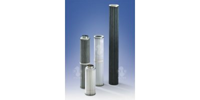 Model Ø 115 mm - Dust Filter Cartridges with Thread
