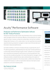 GTs Acuity - Performance Software Brochure
