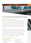 GT Advanced Technologies - Polysilicon Processing System Brochure