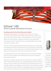 SiClone - 100 - Silicon Carbide Sublimation Furnace Brochure