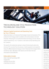 TCS Production Technology Solution Brochure