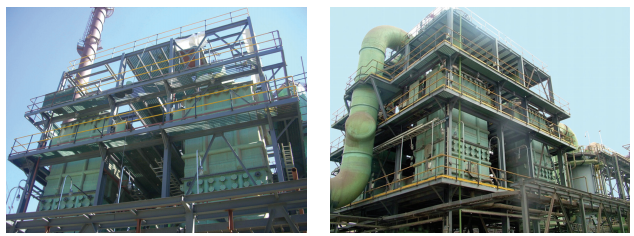 Downstream sulfuric acid plants benefit from WESP technology