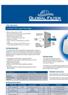 Global Filter - GPE10P2S – Bags – Specification Sheet
