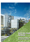 Acid Gas Control Systems - Brochure
