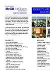 Product and Service Solutions