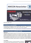 Textile dyeing factory application / ES-301【Amcon E-mail Magazine Vol. 15】