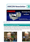 Volute Thickener for a commercial building【Amcon E-mail Magazine Vol. 18】