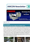 Why not Volute?- direct dewatering of thin sludge from Oxidation Ditch -【Amcon E-mail Magazine Vol. 21】