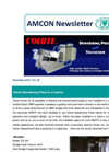 Volute Dewatering Press in a Casino【Amcon E-mail Magazine Vol. 24】