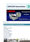 Dewatering DAF Sludge at a Major Beef Processor【Amcon E-mail Magazine Vol. 30】