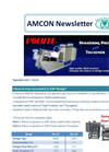 Volute is more successful in DAF Sludge?【Amcon E-mail Magazine Vol. 34】