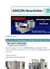 AMCON Europe Starts !! 【Amcon E-mail Magazine Vol. 35】