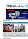 Volute Reference in Desalination Plant 【Amcon E-mail Magazine Vol. 36】