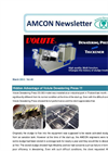 Hidden Advantage of Volute Dewatering Press 【Amcon E-mail Magazine Vol.40】