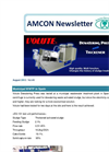 Test result in WWTP Spain & Austria?Amcon E-mail Magazine Vol.45?