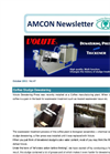 Coffee sludge dewatering ?Amcon E-mail Magazine Vol.47?