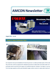 Volute in Water Purification Plant ?Amcon E-mail Magazine Vol. 56?