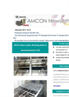 First clean water drinking plant is commissioned in UK [Amcon E-mail Magazine Vol.72]