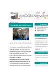 First service after 28,000 hours![Amcon E-mail Magazine Vol.76]