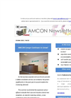 AMCON Europe Continues to Grow![Amcon E-mail Magazine Vol.82]