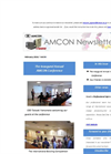 The Inaugural Annual AMCON Conference[Amcon E-mail Magazine Vol.86]