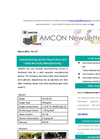 Commissioning Service Report from SEA~Daily Necessity Manufacturing~[Amcon E-mail Magazine Vol.87]